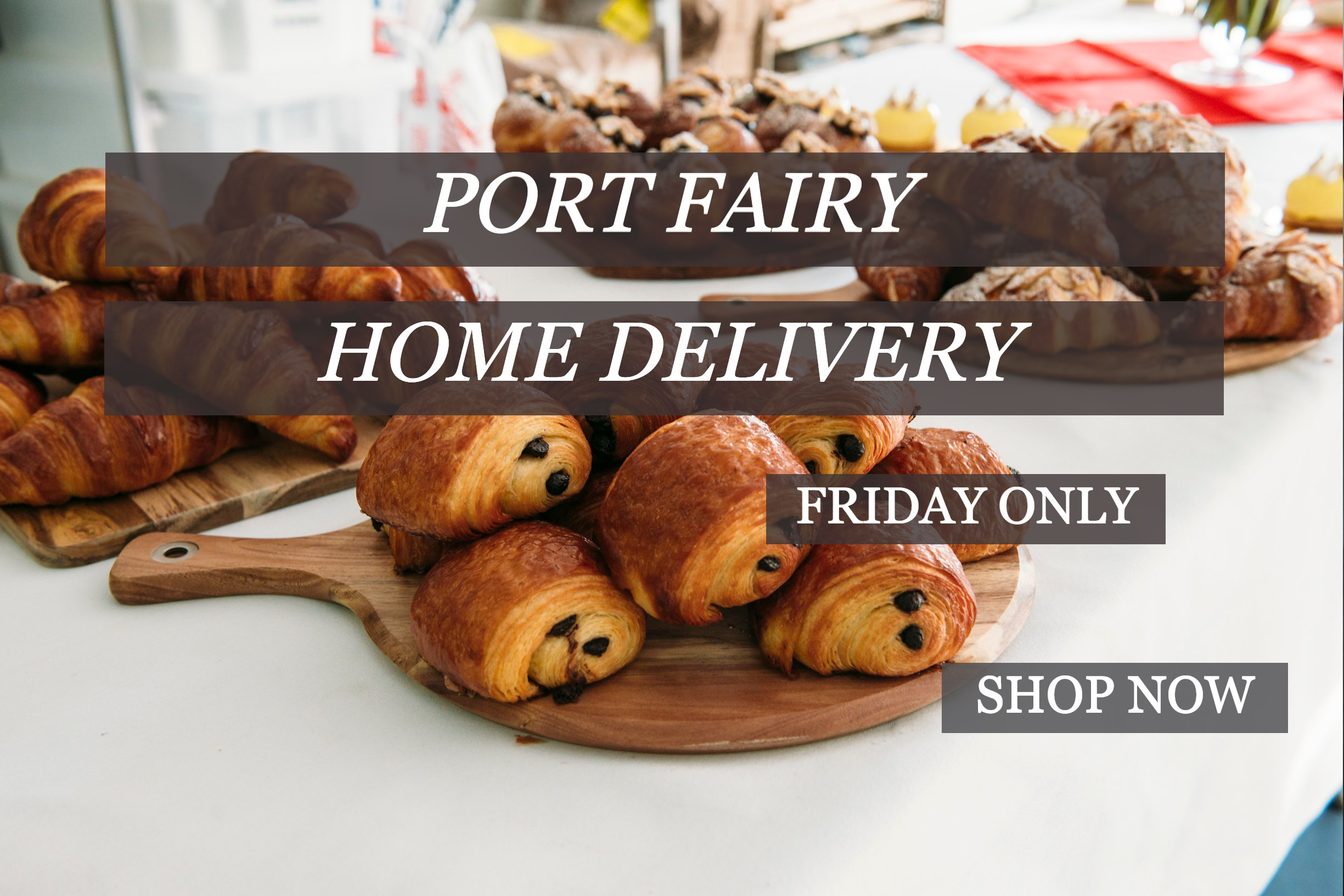 Port Fairy Delivery
